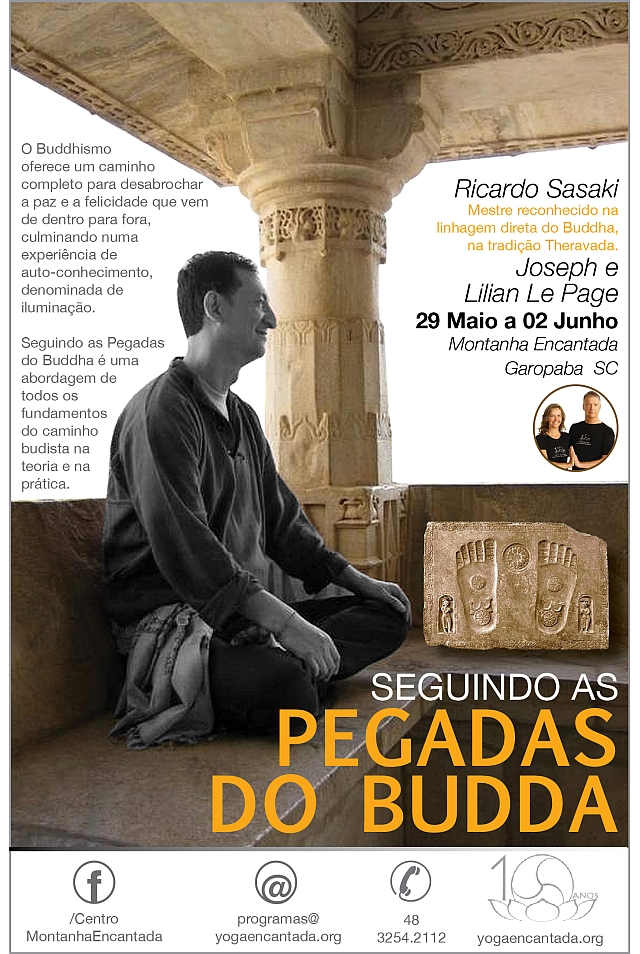 Seguindo as Pegadas do Buddha