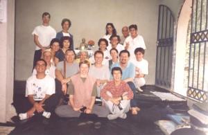 retiro 2001 - Zen Coreano no Nalandarama